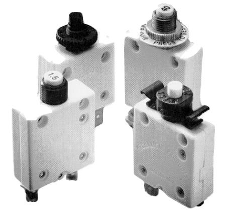 Series 16 Thermal Circuit Breakers